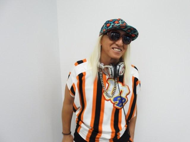 いま一番アツい芸能人『DJ KOO』さんに聞いた! 女子にもモテモテになれる「カッコよく見えるテクニック」