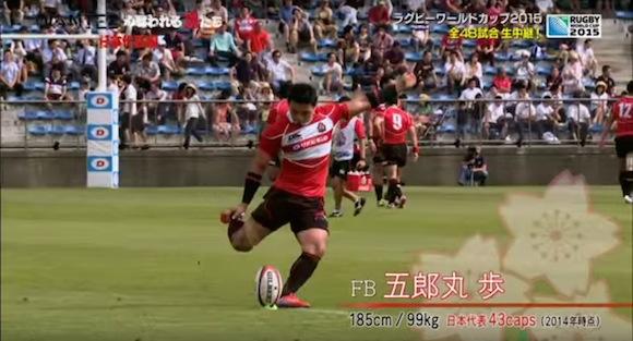【ラグビー】W杯直前! 日本代表にどんな魅力的な選手がいるのか一発でわかる動画がコレだ!!