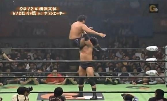 【衝撃格闘動画】プロレスラー「ザ・グラジエーター」の必殺技ベスト35