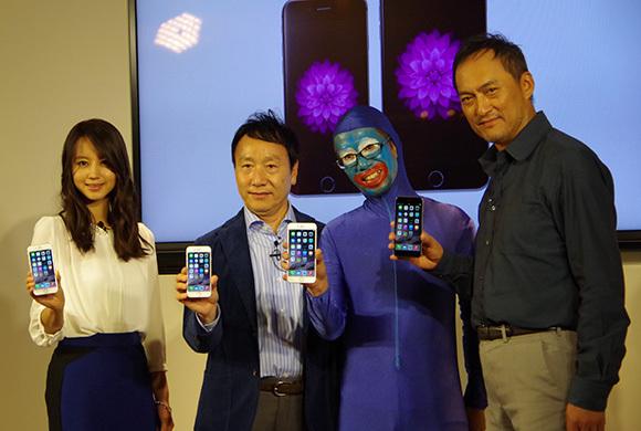 ドコモ・au・ソフトバンクがそれぞれiPhone6sの予約日・発売日を発表! ソフトバンクは銀座でセレモニー