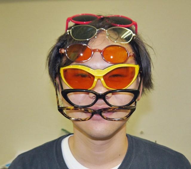 日本一めがねが安いと言われる「老眼めがね博物館」で1000円分めがねを買ったらこうなった