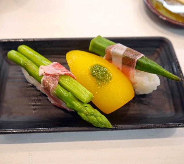 かっぱ寿司が「回らない回転寿司」1号店オープン! 東京・青山『鮨ノ場』