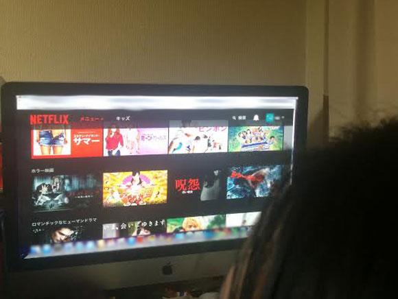 話題の動画配信サービス『Netflix(ネットフリックス)』トライアルを使ってみた → その感想