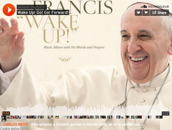 【マジかよ】現役ローマ法王がロックアルバムをリリース! 法王っぽい重厚で壮大な仕上がり