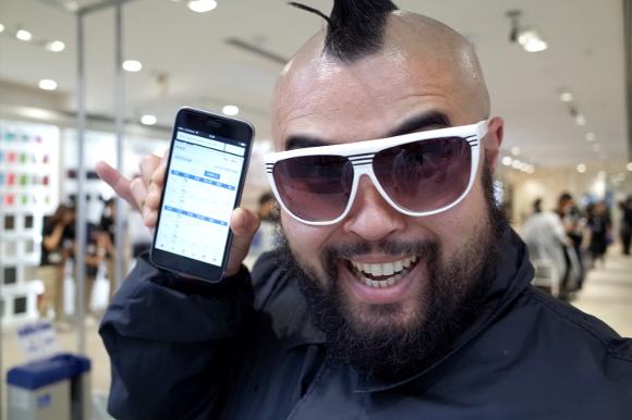 iPhone6s行列を生き抜くためにビッグウェーブさんがフル活用しているアプリとは?