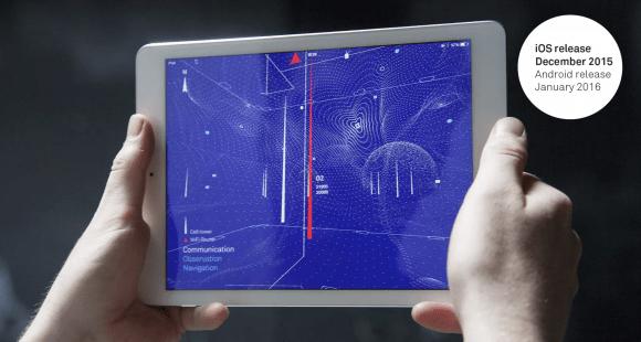 【動画あり】電波の可視化! 夢のようなアプリの予告動画が公開されたぞ!
