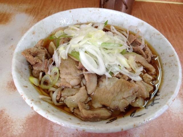 【立ちそば放浪記】溢れかえる肉・肉・肉! 最強の邪道そば屋『南天』東京・椎名町