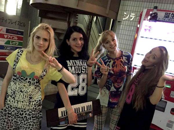 【インタビュー】ロシア人から見た日本って? 来日したロシア女子に日本の印象を聞いてみた「タバコのマナーがいい」と絶賛! 「意外と肉食」とも