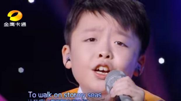 YouTube に天使降臨! アジアの歌ウマ小学生が熱唱する『You Raise Me Up』に世界が感動 / 動画の再生回数1000万回超の大大大ヒットに!