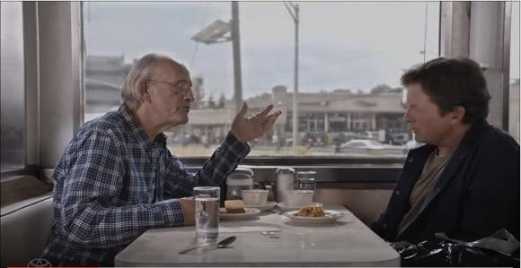 """【動画あり】『バック・トゥ・ザ・フューチャー』のマーティ&ドクがトヨタの CM に登場! """"未来"""" の答え合わせをする2人にファン歓喜!!"""
