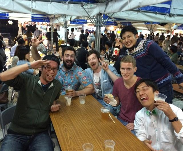 【コラム】クラフトビールのイベントで遭遇したイギリス人男性たちが唯一知っていた日本語が面白かった件