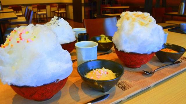 【マジかよ】あったかいカキ氷だとっ!?  冬でも楽しめる奈良の「ホットカキ氷」を食べに行ってみた!