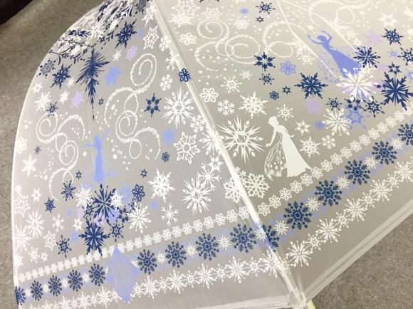 【アナ雪速報】セブンイレブンでレリゴー可愛いビニール傘が限定発売中! 在庫をチェックしてきたヨ〜! アナタはどれが欲しい?