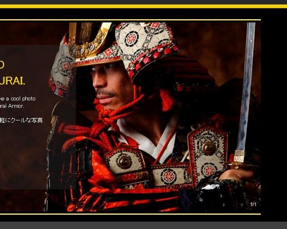 【究極のコスプレ】ガチの甲冑を着て超クールな写真が撮影できる「サムライスタジオ」が浅草に期間限定オープン! いざ合戦じゃああああ!!