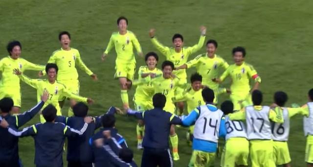 【サッカー動画】今の「U-15日本代表」がマジで強すぎる! イングランドに続きフランスも撃破 / きょう22時からはオランダと対戦