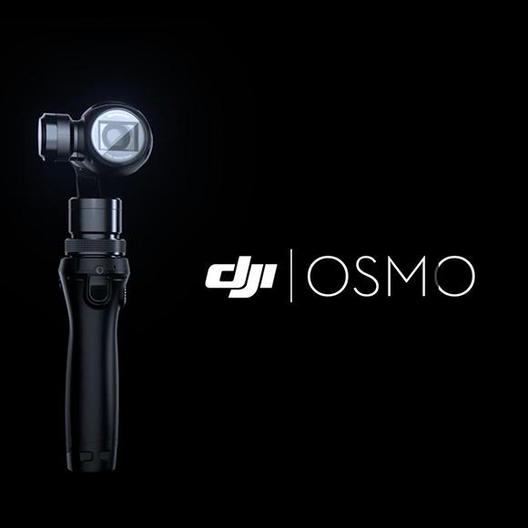 ドローン技術を応用した手ブレ補正搭載のカメラ『オズモ(Osmo)』の映像美がマジ凄い!!