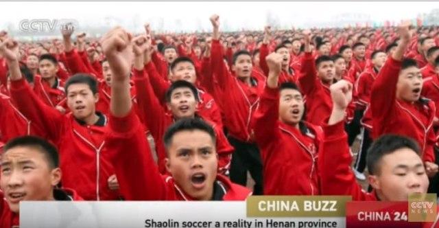 """中国人も """"ダメだ"""" と認める中国サッカーに革命か! 「少林サッカー訓練基地」が爆誕"""