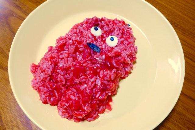 【キャラ飯】『スライムカレー』を使うと「ガチャピン」「ムック」「ふなっしー」が超簡単に作れてマジ楽しい!
