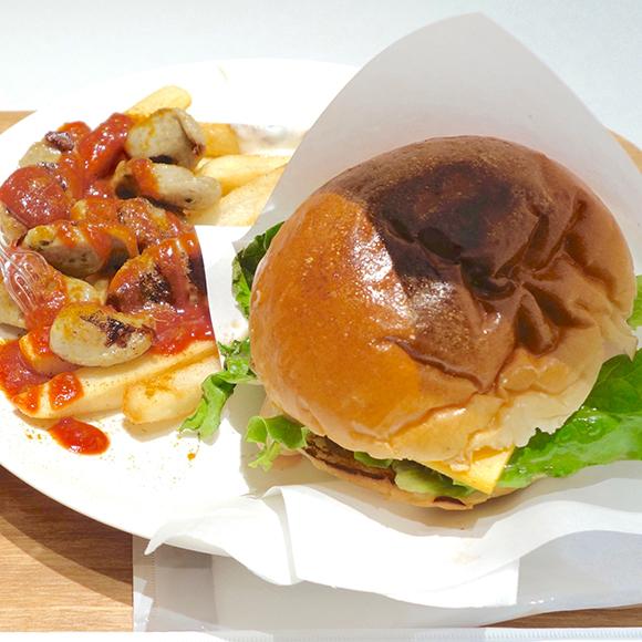【北海道ハンバーガー紀行】ドイツ料理「豚すね肉のバーガー」が食べられる店 / 札幌『ESSEN(エッセン)』