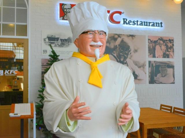 KFC食べ放題!!「ららぽーとエキスポシティ店」に行ってみた / チキンだけじゃない! 洋風おでんにスイーツと限定メニューが盛りだくさんで超おススメ!!