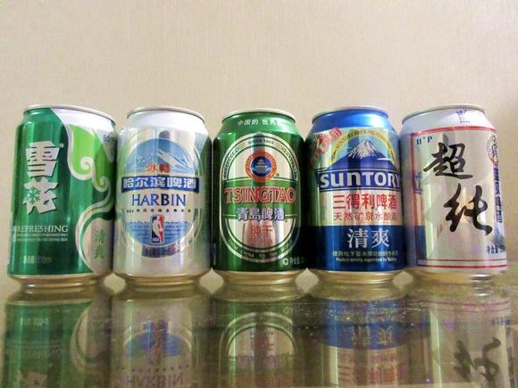 【酒好きに朗報】中国ではビールが100円以内で飲めるぞぉぉぉぉ! コスパ最強の飲むべき銘柄はどれだ!?