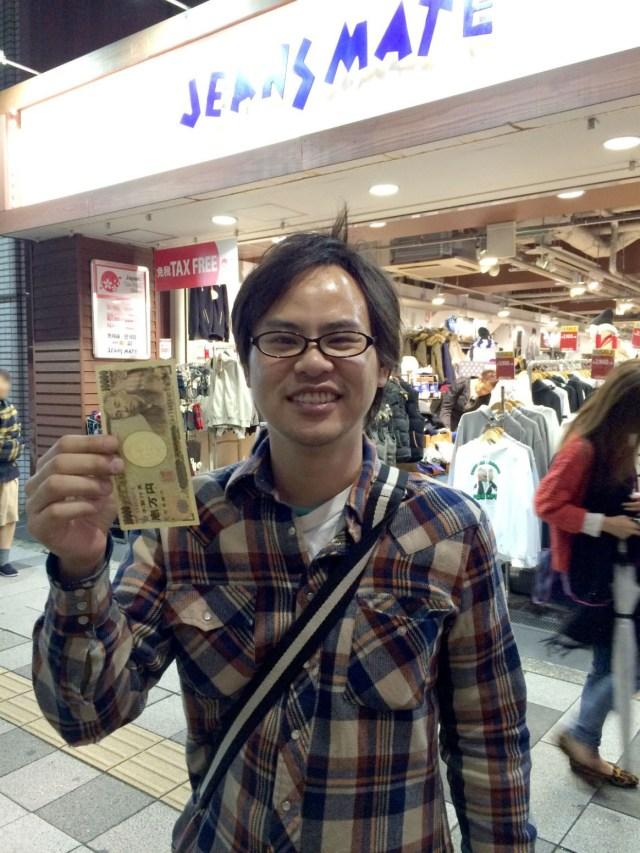カジュアルウェアショップ・ジーンズメイトで「1万円でコーディネートしてください」と言ったらこうなった