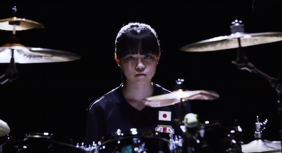 【神業動画】天才ドラマー「川口千里」さんのサッカー日本代表を応援する演奏がスゴいとしか言いようがない