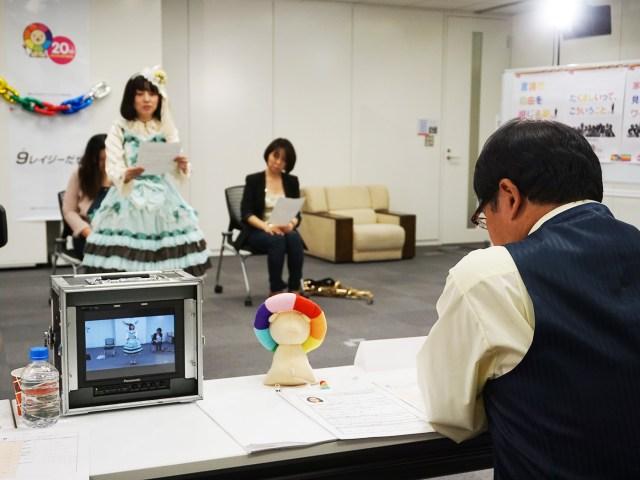 【密着】これが女子アナのオーディションだ! 沢井メグ記者が『TOKYO MX』の書類選考を通過するも第二次選考「面接」で突っ走りすぎて撃沈!!