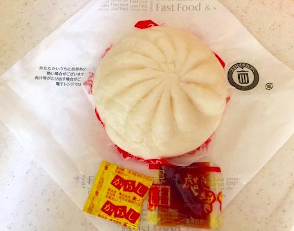 【知ってる?】福岡県で肉まんを買うと酢醤油がついてくる
