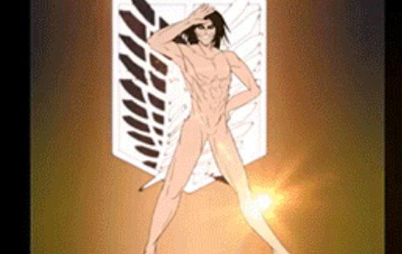 【謎の中毒性】なんて破壊力だ! 『進撃の巨人』エレンの変身シーンをセーラームーン風にしたGIFアニメが世界で拡散中