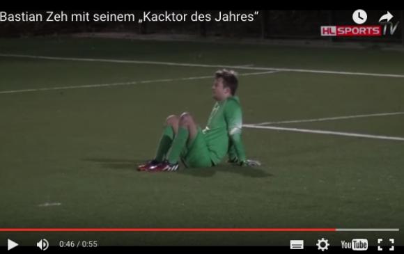 【衝撃サッカー動画】Jリーグで生まれた伝説の珍ゴールが海外で再現される