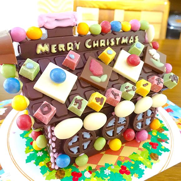 【予約完売】ロイズの期間限定『チョコレートの家』を作って食べてみた感想 → 「楽しくて激ウマ」これは売れて当然!