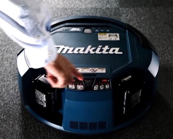 【動画あり】史上最強レベル!マキタ製「ロボットクリーナー」のスペックが突き抜け過ぎている件