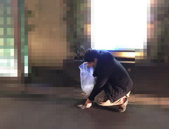イブの夜に歌舞伎町のホテル街で「ゴミ拾い」をしてみた