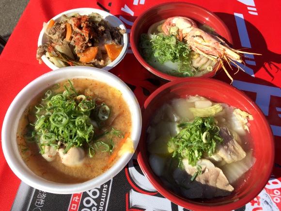 全22種類が大集結「ご当地鍋フェス@日比谷公園」が3日間限定で開催されてるぞーーー! 外で食べる鍋ウンメェェェエエエエッ!!