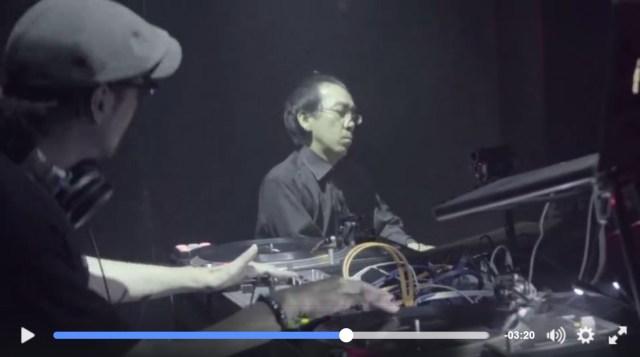 超絶カッコイイ! DJ KRUSHと新垣隆のライブ映像が完全に神がかっているッ!!