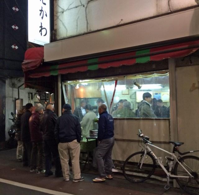 【オヤジのグルメ】センベロの聖地「肉のまえかわ」の七味入れが独特だった / 東京・大井町