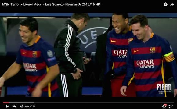 【クラブW杯】今のFCバルセロナがなぜ史上最強と呼ばれているのか一発でわかる動画がコレだ!!