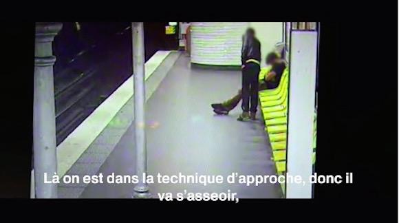 【感動動画】スリが自分を顧みずに財布を盗んだ相手を救出