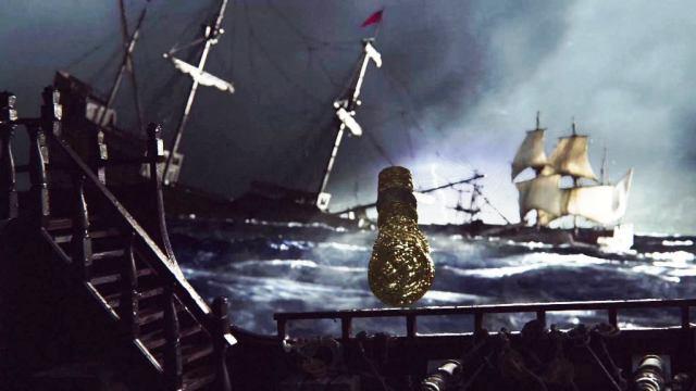 """【CGじゃなかった】ウルトラマンの特撮セットチームが制作! """"通貨の歴史"""" が60秒でわかる動画が超カッコイイ"""