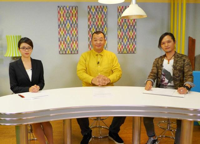 【放送直前】ロケットニュース24がテレビのニュース番組になった! GO羽鳥&沢井メグ&K.ナガハシが『Zニュース』に出演してきた!!