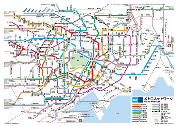 【豆知識】大雪などの災害時「都心で一番強い電車」は断トツで東京メトロ銀座線