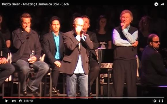 【伝説動画】ハーモニカ1本で『ウィリアム・テル序曲』を演奏する男