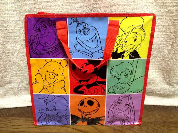 【2016年福袋特集】『ディズニーストア』の福袋(3000円)の中身を公開 / 意識高めなスタートを切りたい人にはオススメ