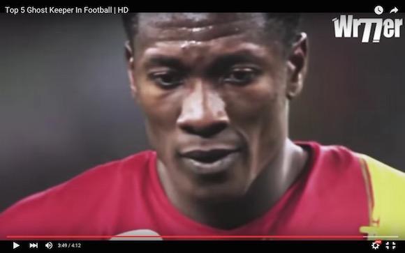 【衝撃動画】サッカー界で本当にあった怪奇現象ベスト5