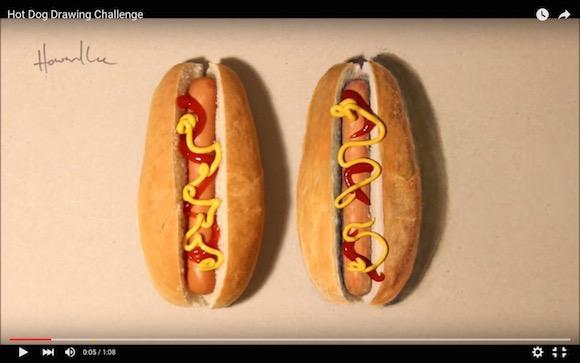 【クイズ】どちらが本物のホットドッグでしょう