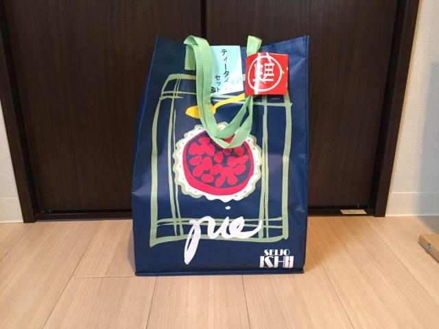 【2016年福袋特集】スーパーマーケット『成城石井』の福袋「ティータイムセット(3240円)」を開封したらセレブすぎてマンボな気持ちに