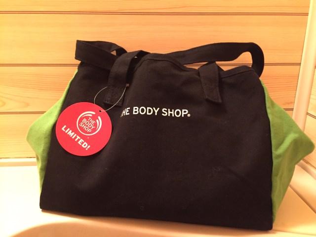 【2016年福袋特集】中身が選べる!『THE BODY SHOP(ザ・ボディショップ)』の福袋『ラッキーバッグ M』(6500円)/ 私はこうチョイスした!