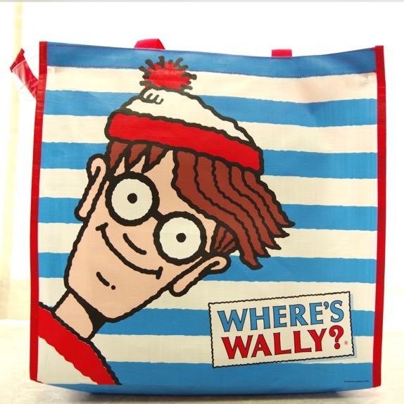 【2016年福袋特集】大きなウォーリーの袋に入った『PLAZA(プラザ)』の雑貨福袋(3000円)にはウォーリー商品は入っていないので注意