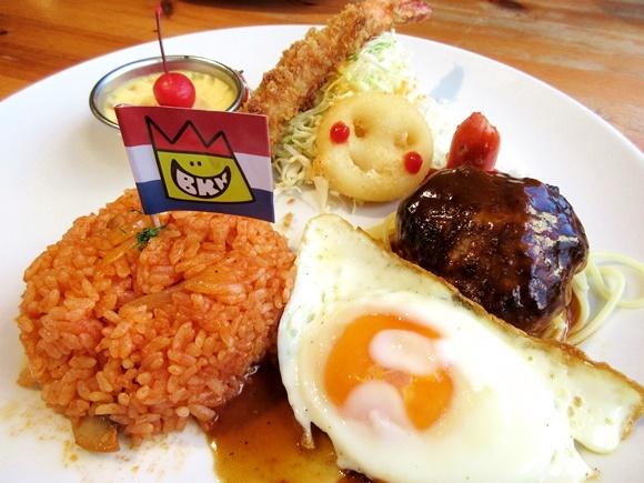 【大注目】ノスタルジーの塊「大人のお子様ランチ」が今アツイ! これは子供の頃食べたアノ味そのものだ!! 東京・高円寺『Baby King Kitchen』
